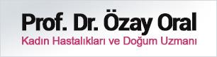 Prof. Dr. Özay Oral
